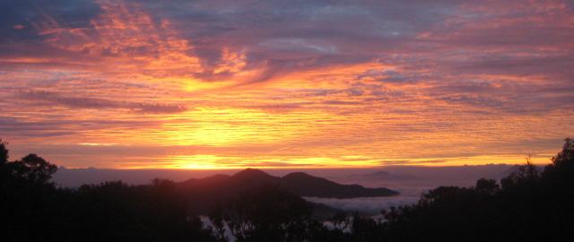 Ranaka Sun Rise